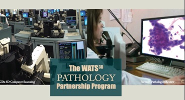 WATS<sup>3D</sup> Pathology Partnership Brochure
